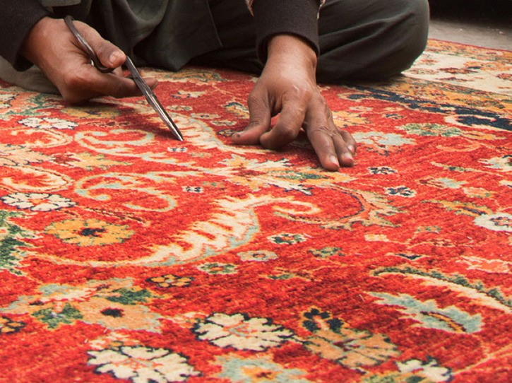 Ten Thousands villages is holding a fair trade rug sale in late April and early May.