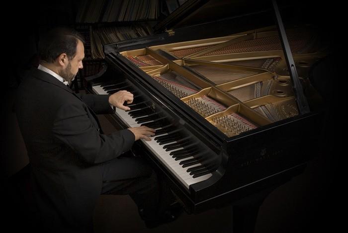 International Steinway pianist Eugene Skovorodnikov is playing at Langley Community Music School's Rose Gellert Hall on Jan. 17.
