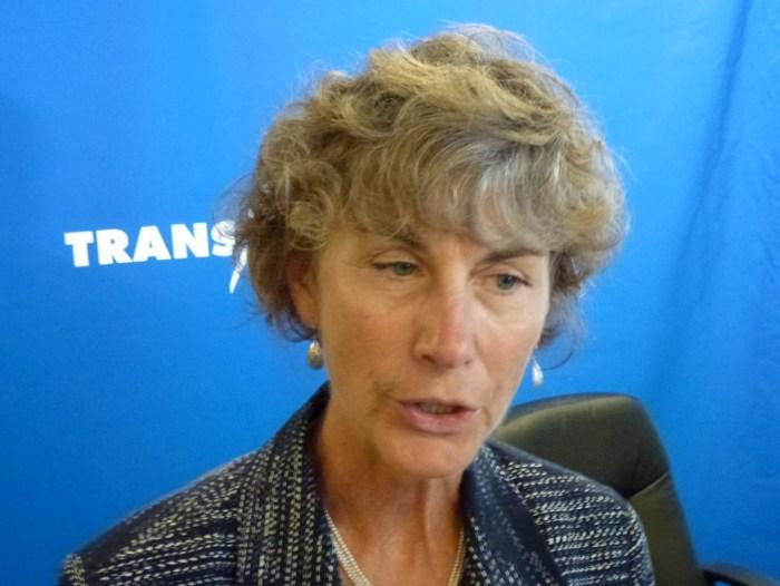 TransLink board chair Nancy Olewiler.