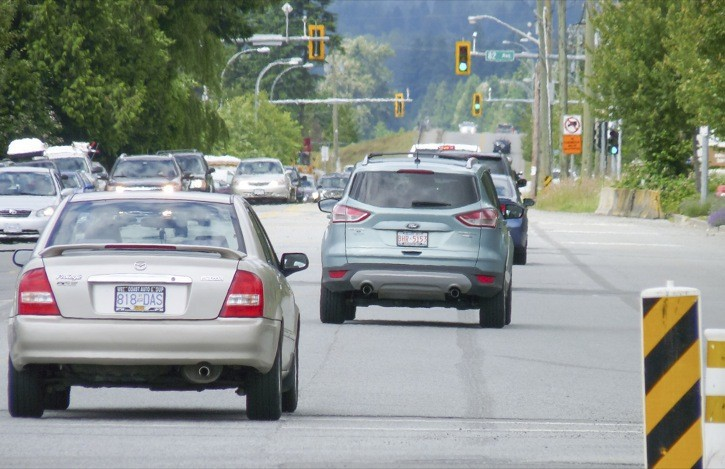 Potholes, crumbling pavement and congestion combined to have 208 Street rated the worst road in Langley in a survey conducted by B.C. Automobile Association.
