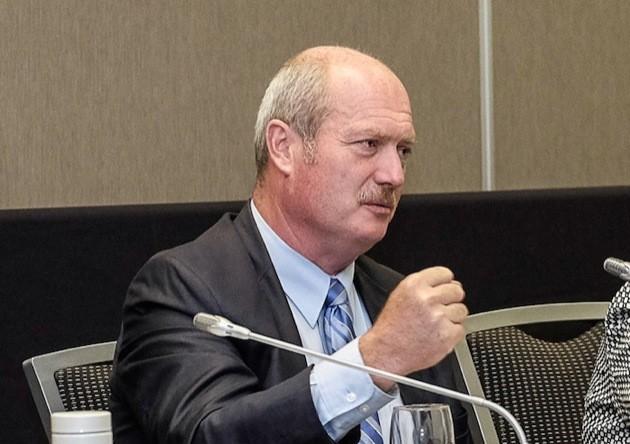 B.C Finance Minister Mike de Jong.