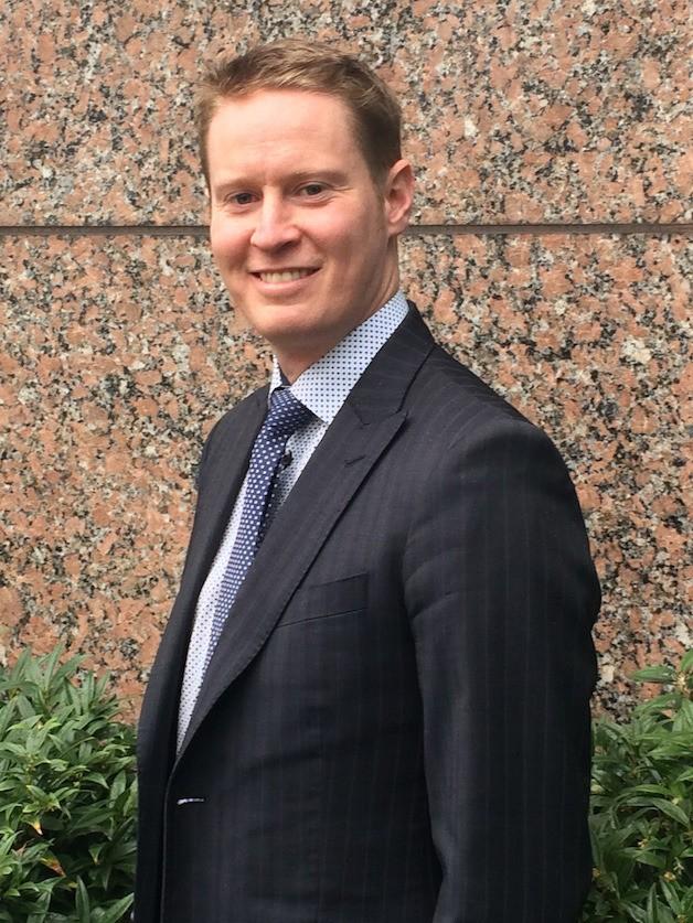 Adrien Byrne, Public Affairs, Chevron.