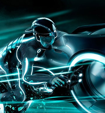 The 2010 movie Tron: Legacy was made in B.C., enhancing the local movie industry's reputation for special effects as well as scenery.