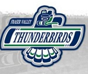 Thunderbirds offence in full flight