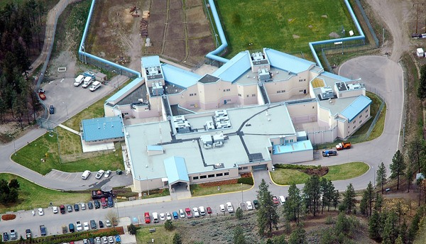 Kamloops Regional Correctional Centre and other B.C. jails are overcrowded, but 90 per cent of convicted offenders are not in custody.