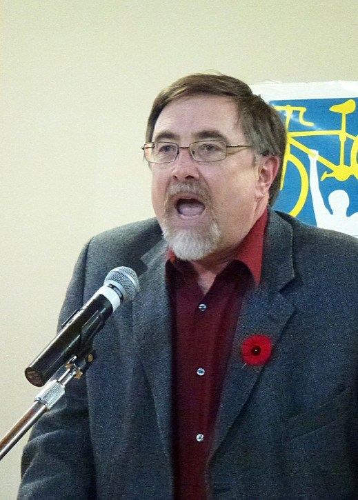 Longtime Aldergrove resident Shane Dyson is the NDP candidate in Fort Langley-Aldergrove.