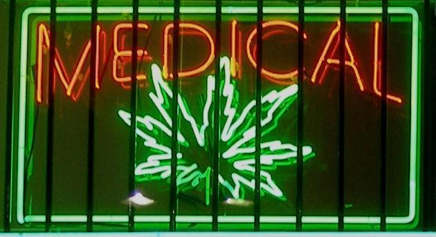 Medical marijuana dispensaries have sprung up all over Vancouver.
