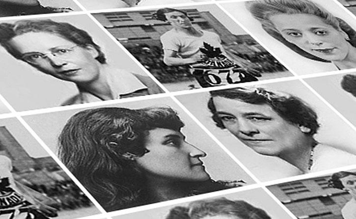 Five women are on the shortlist to be on Canada's next bank note.