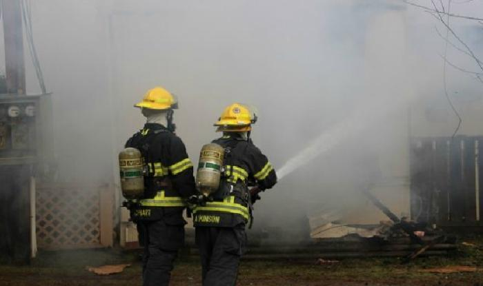 One dead in North Langley fire