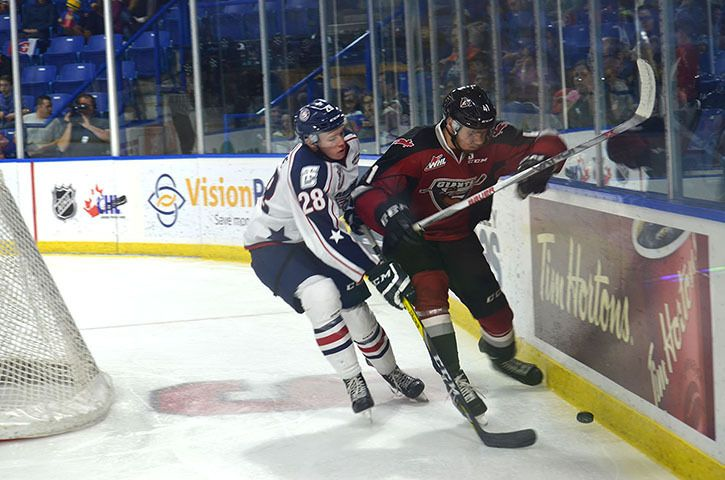 Vancouver Giants forward Radovan Bondra leads the team with 18 goals in 29 games. The team has a decision to make ahead of the Jan. 10 Western Hockey League trade deadline.