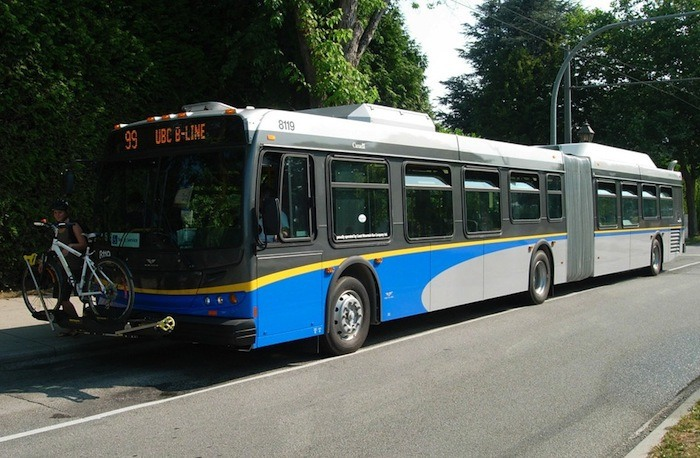 Eleven new B-line express bus routes that run very often would be added across the region under the plan advanced by Metro Vancouver mayors.