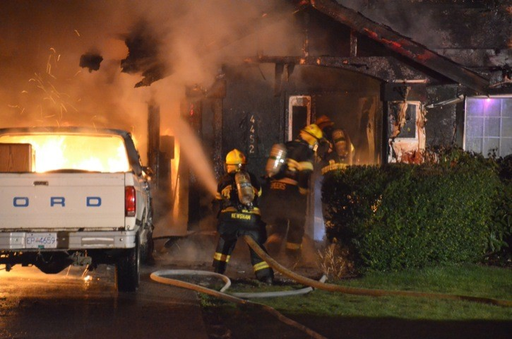 Stephen Peat plead guilty to a charge of arson by negligence in Surrey Provincial Court on Sept. 2