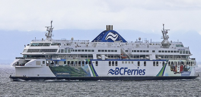 BC Ferries has upgraded its fleet, but its point-of-sale system is 25 years old and requires manual fare collection.