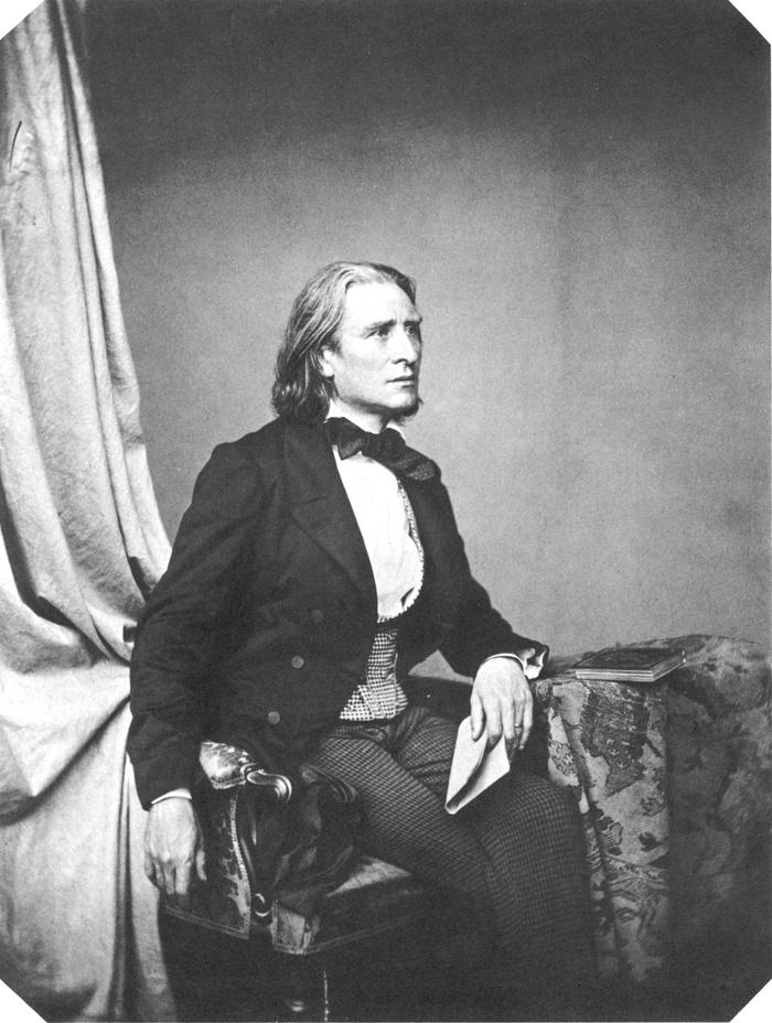 The work of Franz Liszt will be celebrated in a piano concert at LCMS this Saturday.