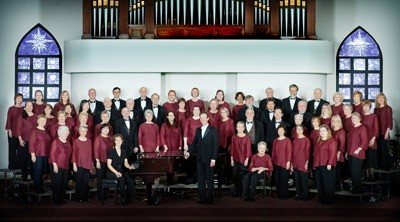 The Langley Community Chorus, under the direction of Martin Anderle (centre front) will perform their spring concert, From Brahms to Broadway, on Saturday, May 7 at Willoughby Christian Reformed Church. A matinee concert will follow at 3 p.m. on Sunday, May 15 at Sharon United Church on Old Yale Road.