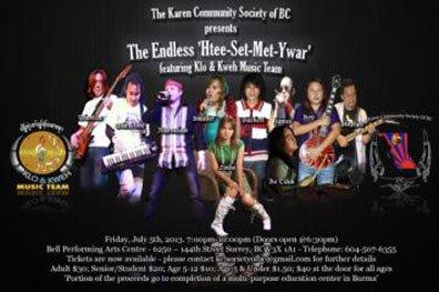 Klo & Kweh Music Team returns to rock B.C.