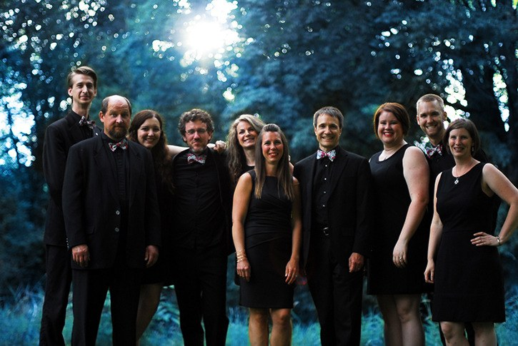 Chilliwack Symphony a cappella ensemble, Belle Voci, are performing two concerts in Langley.