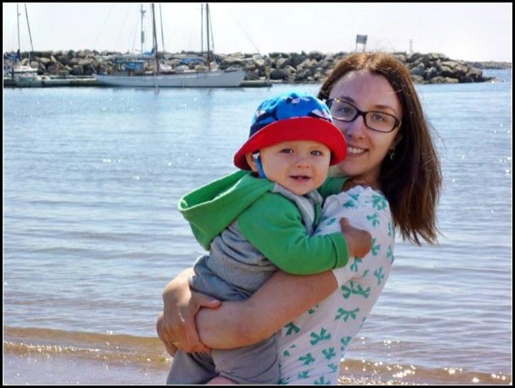 Marnie Huard, a sleep consultant with Cheekychops, helps families get back to sleep.