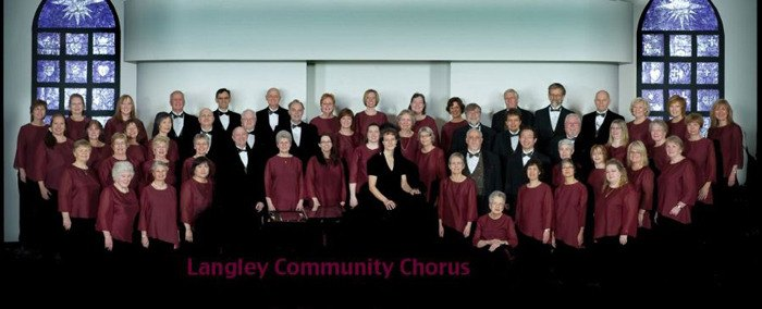 Langley Community Chorus will perform a pair of concerts — on May 12 and May 27 — to celebrate the arrival of spring and the coming summer.