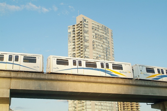 SkyTrain's Expo Line was shut down for nearly six hours on Saturday, Nov. 12. TransLink officials now say leaves on the tracks were to blame.