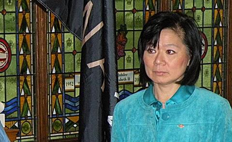 Community, Sport and Cultural Development Minister Ida Chong