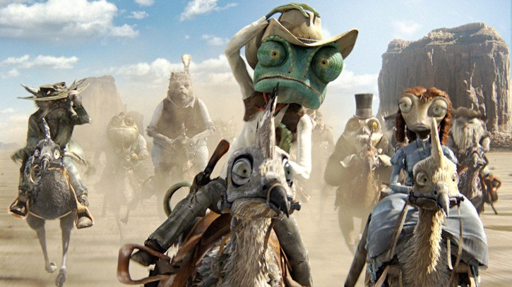 Prospera Credit Union presents Rango, starring Johnny Depp and Isla Fisher, on Saturday, Aug. 27, on a three-storey outdoor screen in Willoughby Park. Donations will be accepted to BBBS Langley.