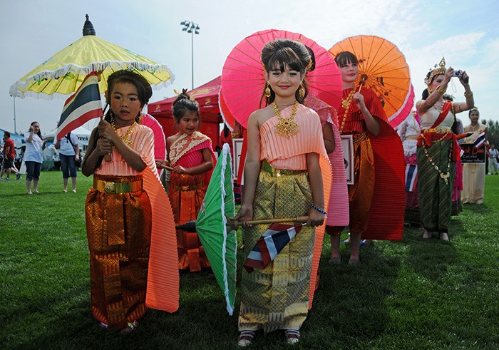 The 15th annual Langley's International Festival takes place Aug. 22 and 23 at Willoughby Community Park.
