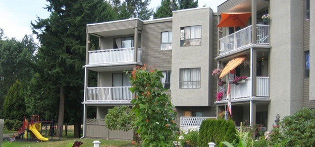 Somerset Gardens is a three-storey rental apartment building in Surrey operated by Metro Vancouver's housing corporation.