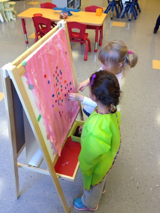 Langley's newest all-day pre-Kindergarten is holding a grand opening celebration on Saturday.