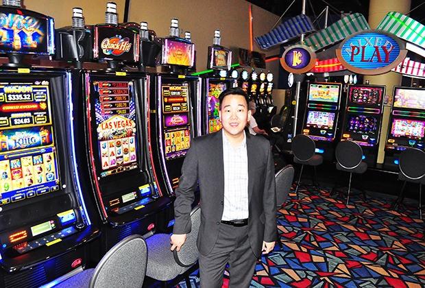 Cloverdale casino jobs