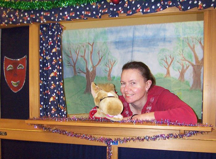 Murrayville Library is offering a free puppet theatre program for children nine to 12, March 26 to 28. Call the library at 604-533-0339 to register.