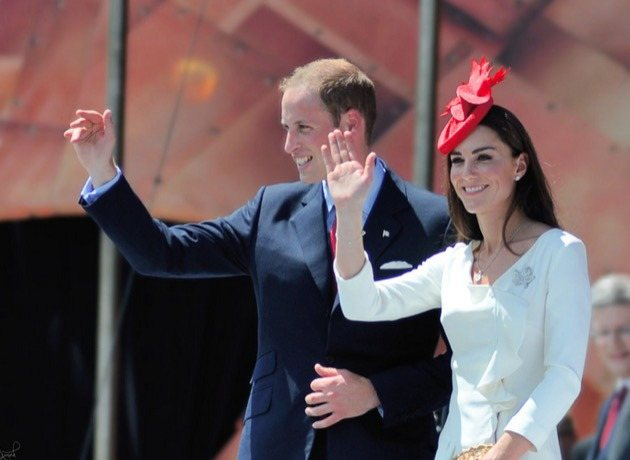Prince William and his wife, Kate Middleton, are visiting Canada this fall.