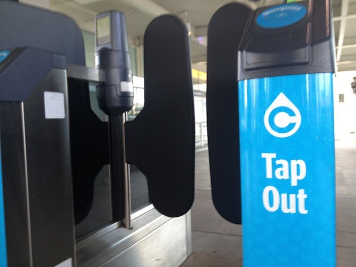 Compass fare gates are supposed to keep fare evaders out but some are using smartphone apps to rewrite ticket data.
