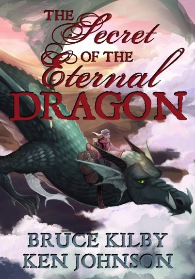 Langley City author and Langley City firefighter Bruce Kilby is releasing his third children's adventurebook, The Secret of the Eternal Dragon, on Nov. 13 at the NY Grill & Bistro.