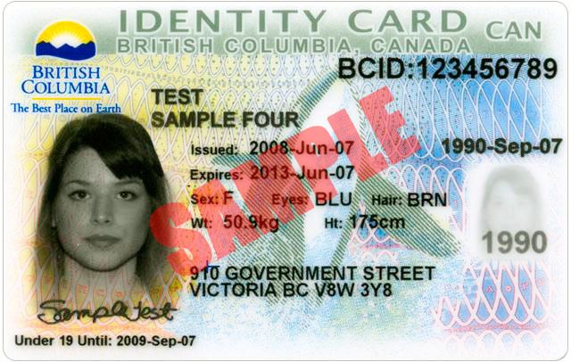 Driver's licences went to a new high-tech system in 2009 and just before that a new system of cameras and facial-recognition software was also introduced. It's credited for helping bust identity thieves.