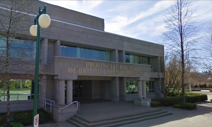 The Surrey court house is one area where some local legal aid lawyers have opted not to join the escalating strike.