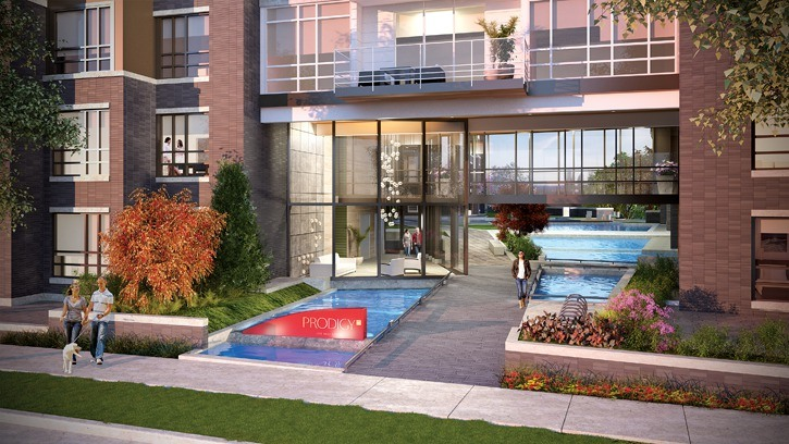 Adera has been inspired by greatness with Prodigy, their newest condominium project at the University of British Columbia.