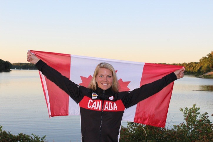 Langley's Lisa Roman will be rowing for Canada at next month's Summer Olympic Games in Rio. The 26-year-old has spent the past four years in London, Ont. training at Fanshawe Lake with the Canadian women's national team program. Roman will compete in the women's eight event.