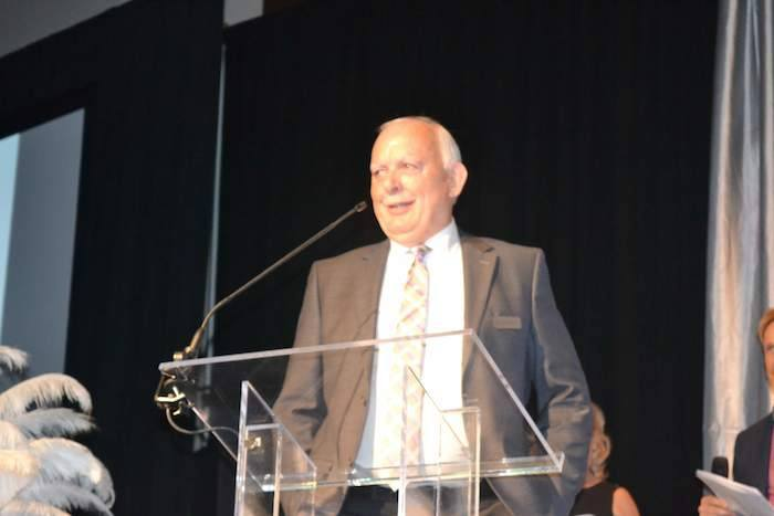 Phil Jackman of Valley Traffic Systems was named George Preston Memorial Business Person of the Year on Thursday evening at the Greater Langley Chamber of Commerce 2016 Business Excellence Awards.