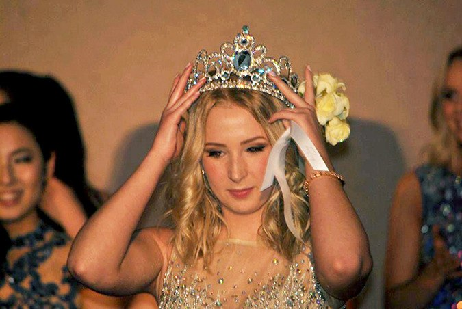 Reigning champion Madison Marshall takes the crown at the Miss Teenage Canada - British Columbia competition in Vancouver. The Hope native promised to take her role seriously and looks forward to competing for the title of Miss Teenage Canada in Toronto this summer