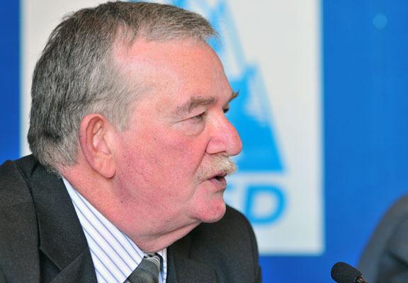 Burnaby Mayor Derek Corrigan chairs Metro's Regional Planning Committee.