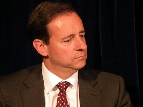 BC Hydro CEO Dave Cobb