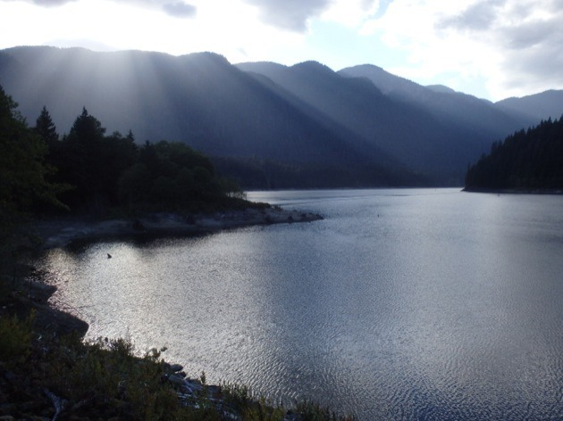 More water could be drawn from the Coquitlam reservoir over the short and medium term.