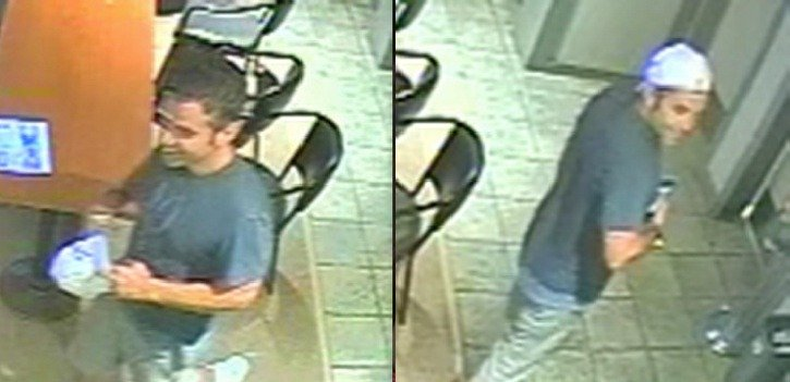 Langley RCMP are hoping someone can identify this man, wanted for sucker punching a man and then kicking him in the head causing a brain injury at the Alder Inn parking lot on July 20.