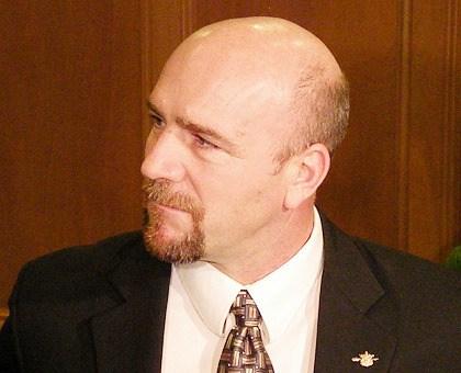 Transportation and Infrastructure Minister Blair Lekstrom.