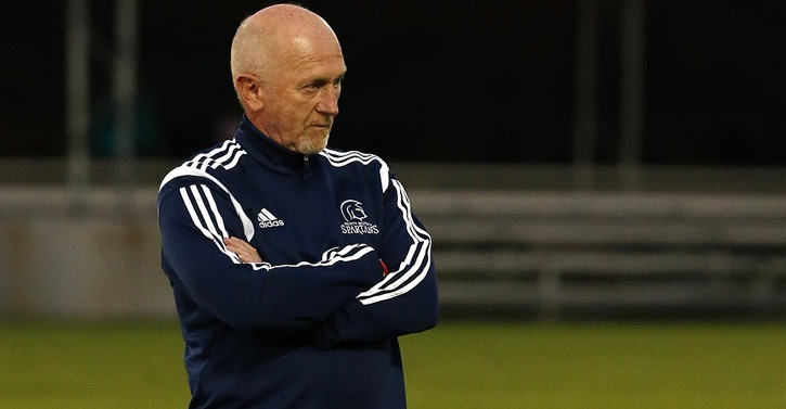 TWU men's soccer coach Pat Rohla is stepping down as of March 31.