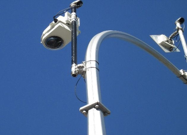The City of Surrey has 330 intersection cameras for traffic management.