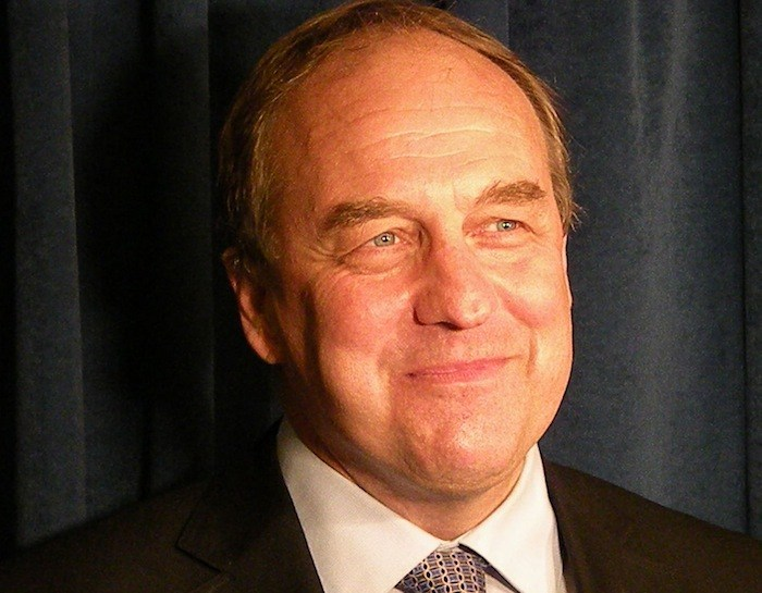 B.C. Green Party leader Andrew Weaver.