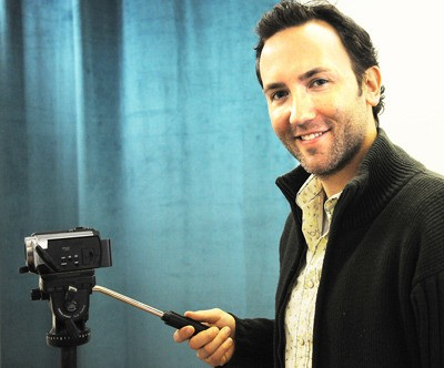 Beginning on March 1, television and film actor Tyler McClendon is offering classes in his Fort Langley studio on how to audition and perform in front of a camera.
