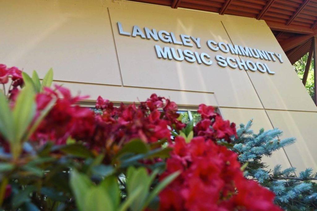Langley Community Music School.                                Langley Times File Photo